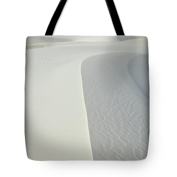 Gypsum Dunes In White Sands Tote Bag