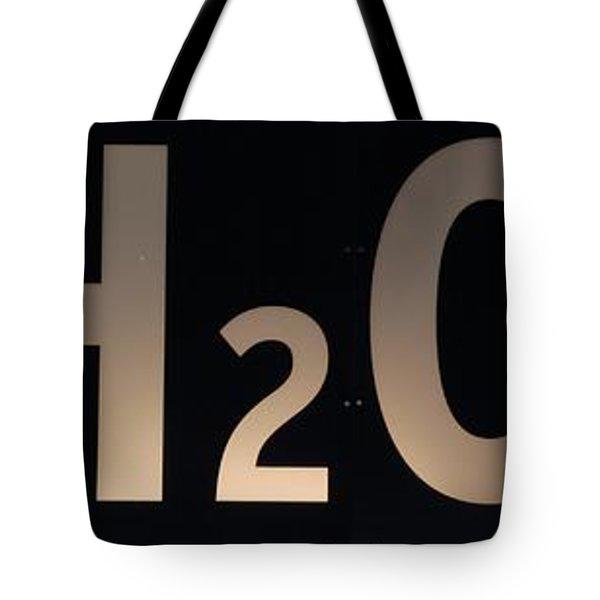 H2O Tote Bag by Rob Hans