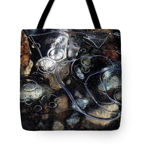 Hard Water Tote Bag