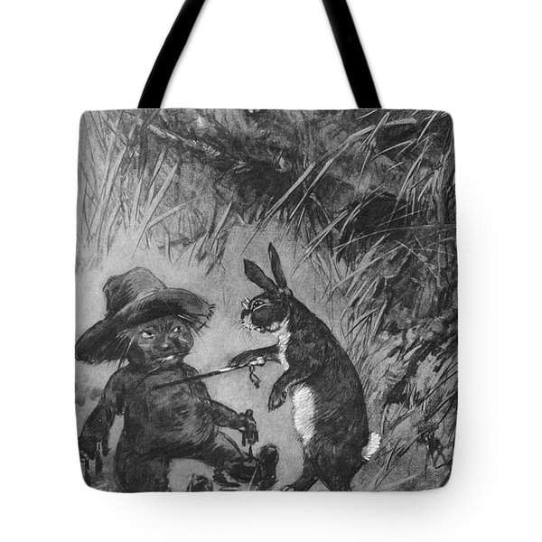 Harris Uncle Remus, 1911 Tote Bag