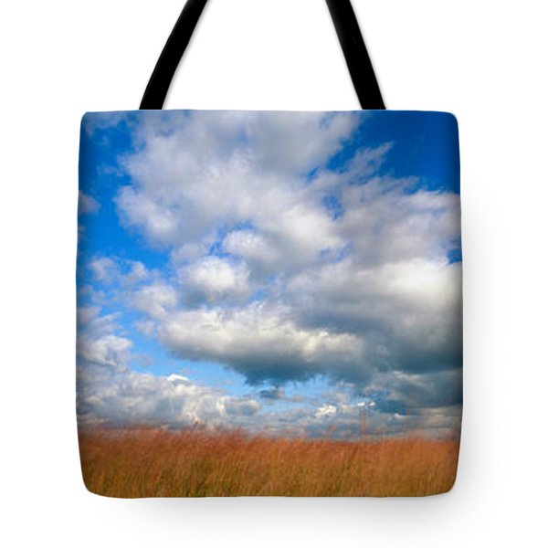 Hayden Prairie, Iowa, Usa Tote Bag