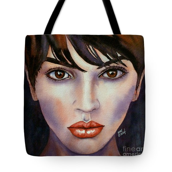 Heaven In Her Eyes Tote Bag