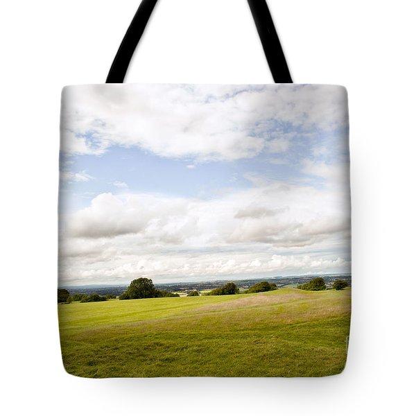 Hill Of Tara Tote Bag