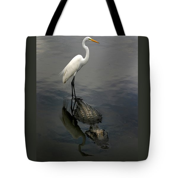 Hitch Hiker Tote Bag