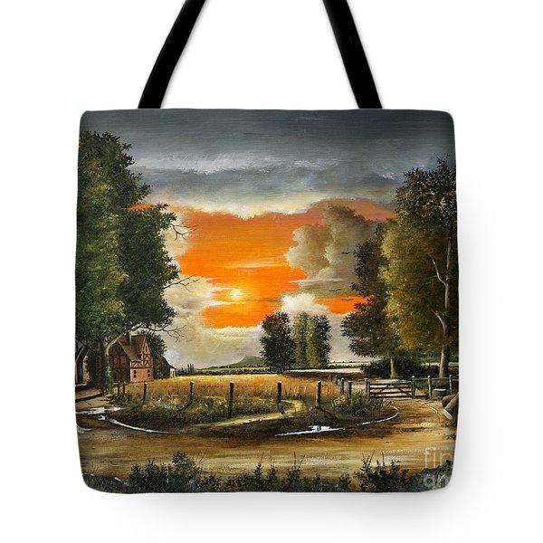 Hoggets Farm Tote Bag