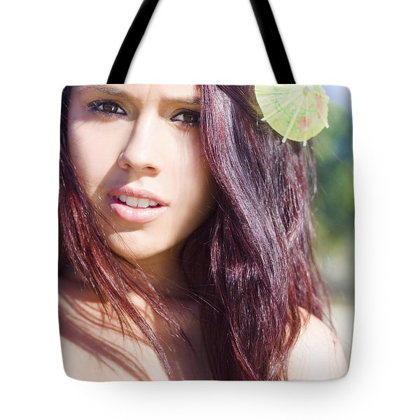 Holiday Surprise Tote Bag