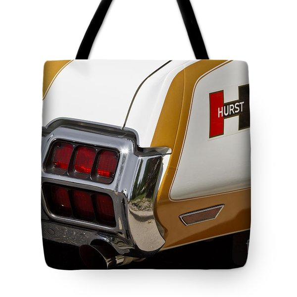 Hurst Olds Tote Bag
