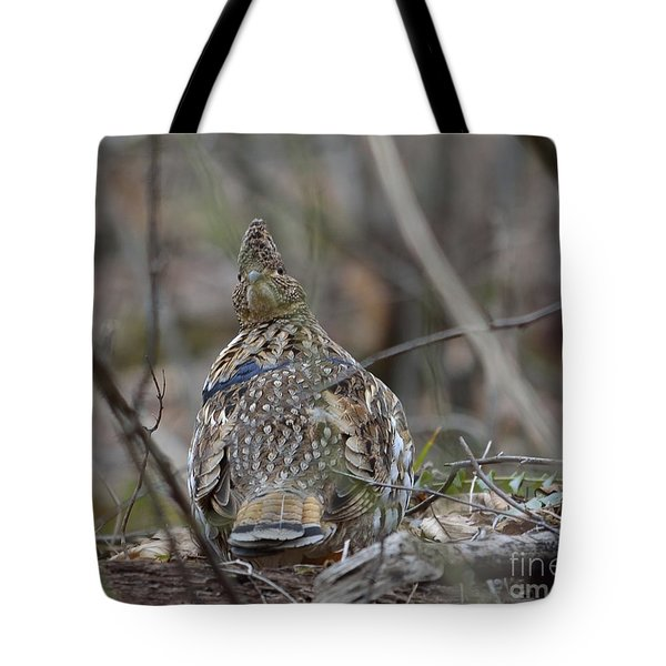 I See You Tote Bag by Randy Bodkins
