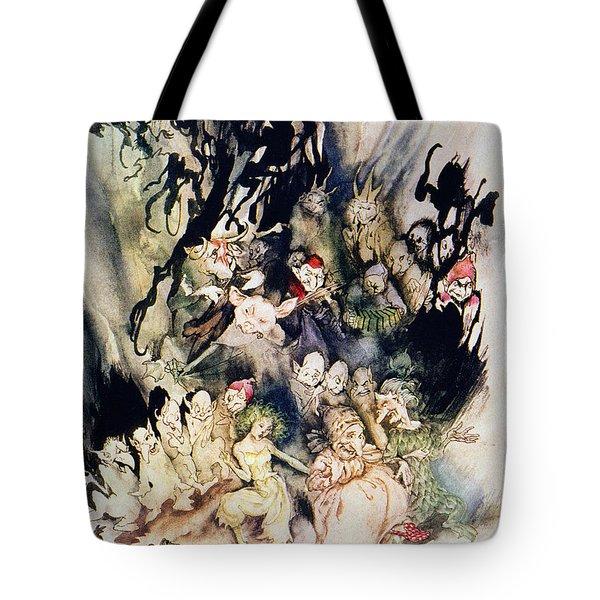 Ibsen: Peer Gynt Tote Bag