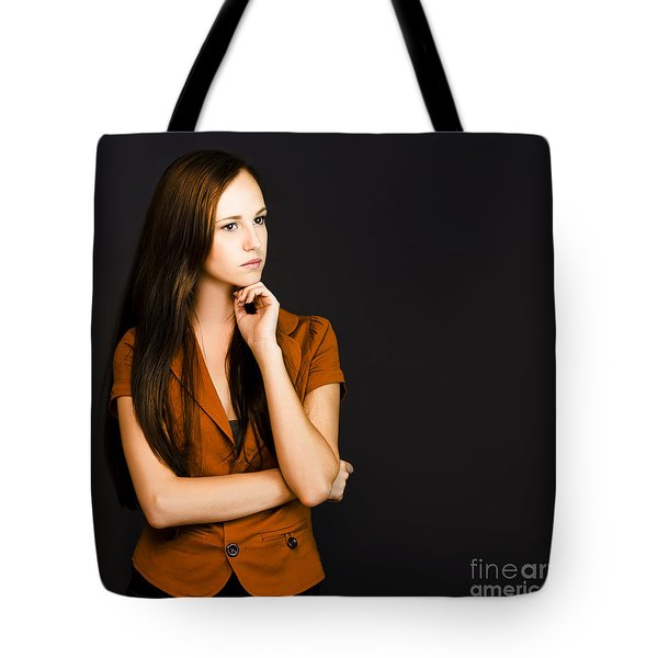 Ideas And Thoughts Tote Bag