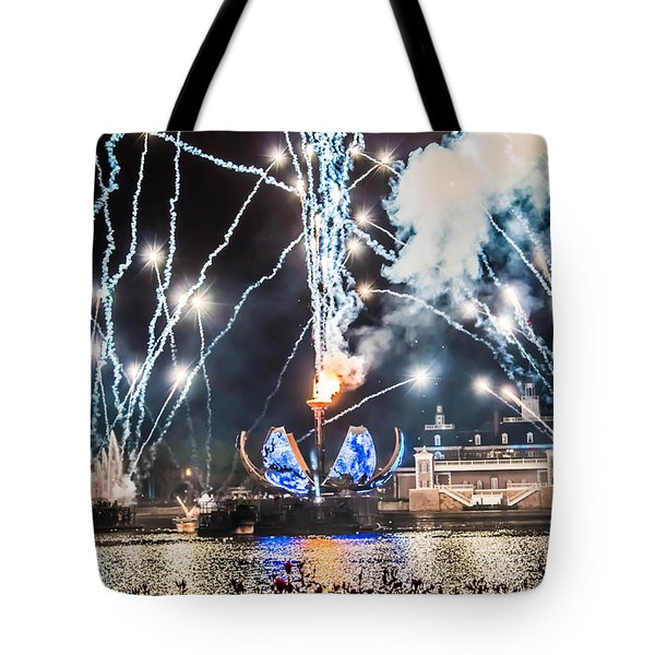 Illuminations Tote Bag