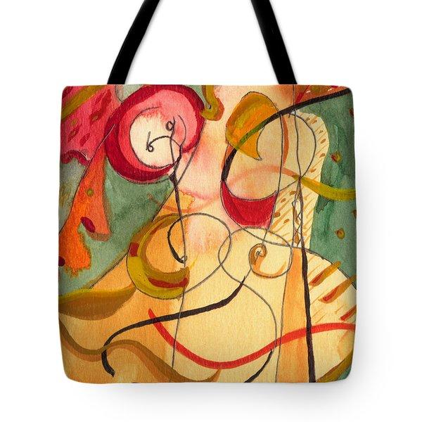 Illuminatus Tote Bag