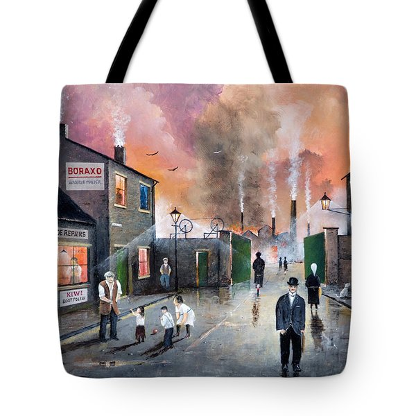 Images Of The Black Country Tote Bag