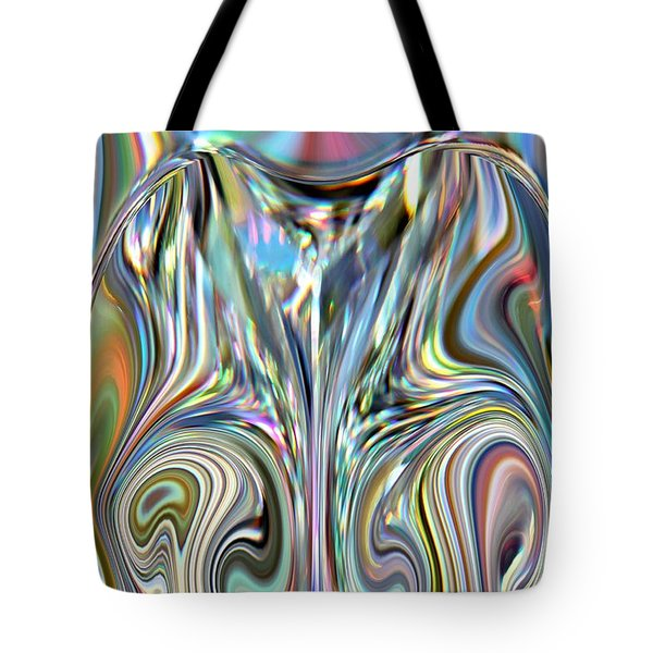 In A Fashion  Tote Bag by Nick David