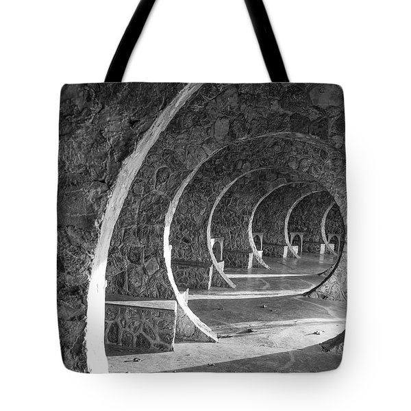In Circles Tote Bag