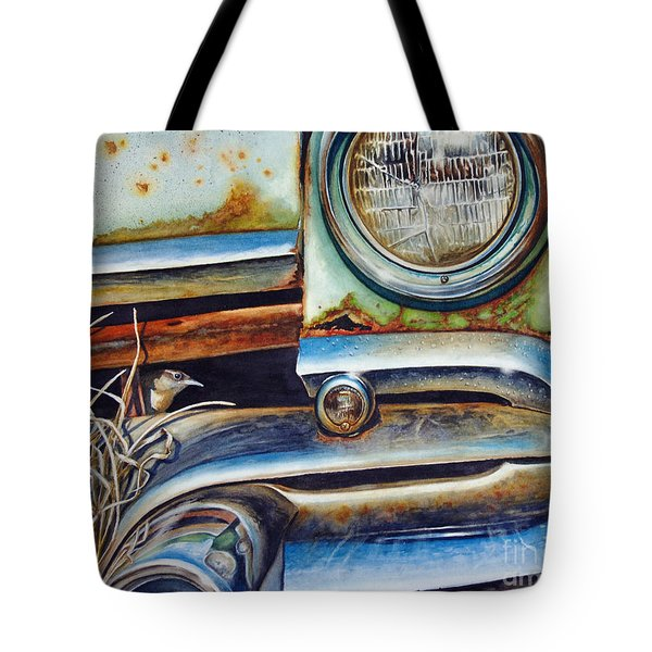 In The Beaten Path Tote Bag