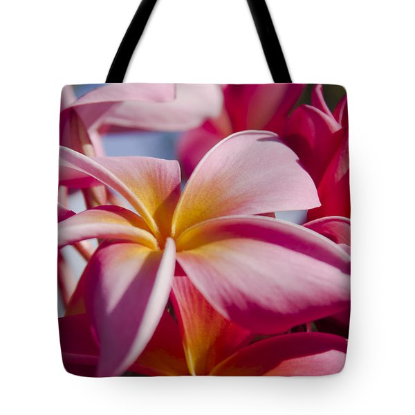 In The Whisper Of The Wind Tote Bag by Sharon Mau