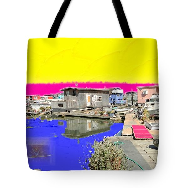 Independence Tote Bag by Nick David
