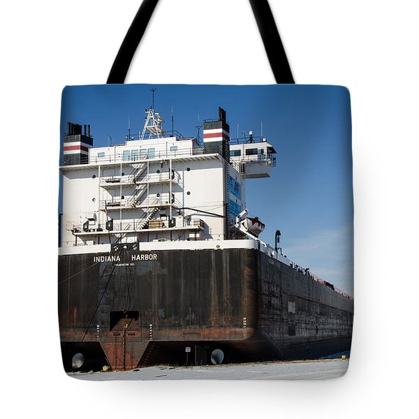 Indiana Harbor 4 Tote Bag