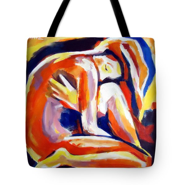 Innerthoughts Tote Bag