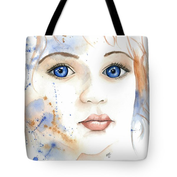 Light Of The Heart Tote Bag