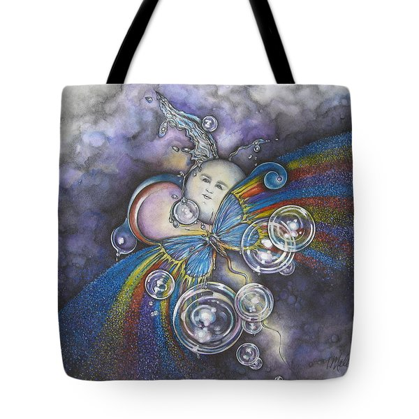 Into The Cosmos Tote Bag
