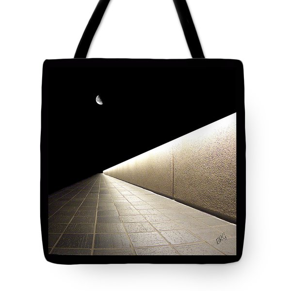 Into The Night I Tote Bag by Ben and Raisa Gertsberg