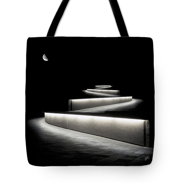 Into The Night II Tote Bag by Ben and Raisa Gertsberg