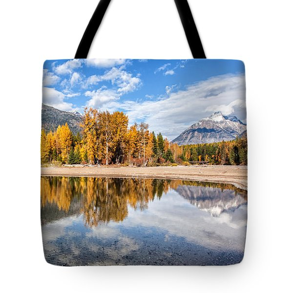 Tote Bag featuring the photograph Into The Wild by Aaron Aldrich