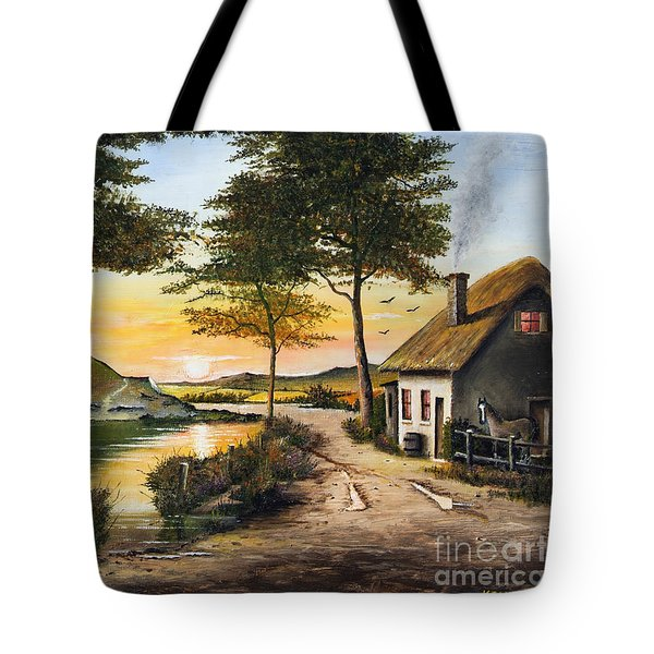 Irish Retreat Tote Bag