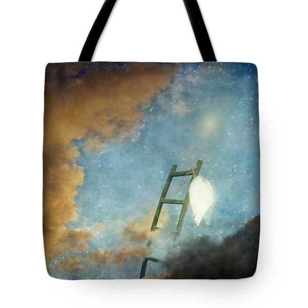 Jacob's Ladder Tote Bag