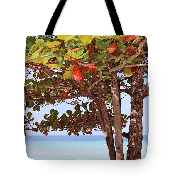 Jamaican Day Tote Bag