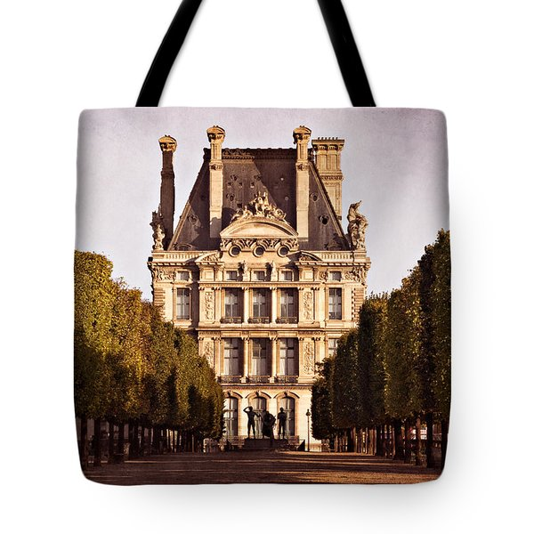 Jardin Des Tuileries / Paris Tote Bag