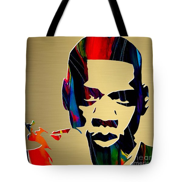 Jay Z Gold Series Tote Bag