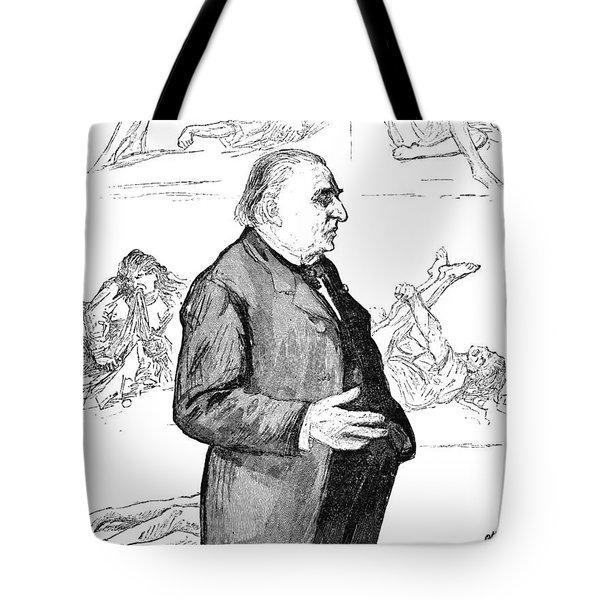 Jean Martin Charcot Tote Bag by Granger