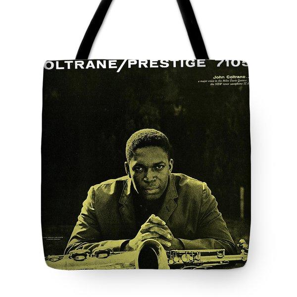 John Coltrane -  Coltrane Tote Bag