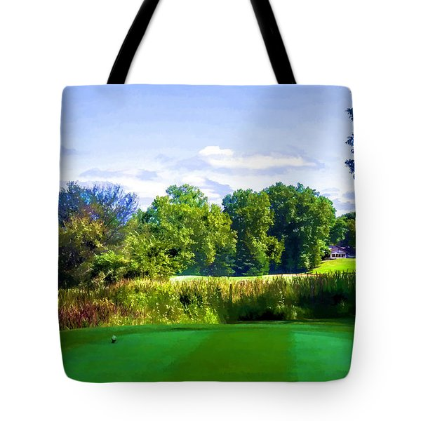 1 Tote Bag by John Crothers