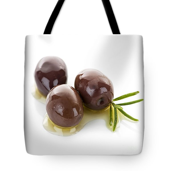 Kalamata Olives Tote Bag