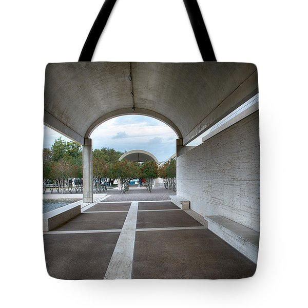 Kimbell Art Museum Fort Worth Tote Bag