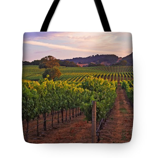 Knight's Valley Summer Solstice Tote Bag