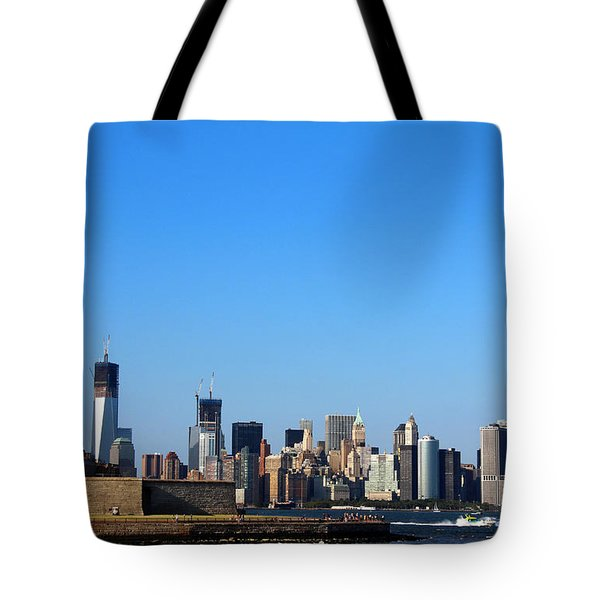 Lady Liberty Watches 1wtc Rise Tote Bag