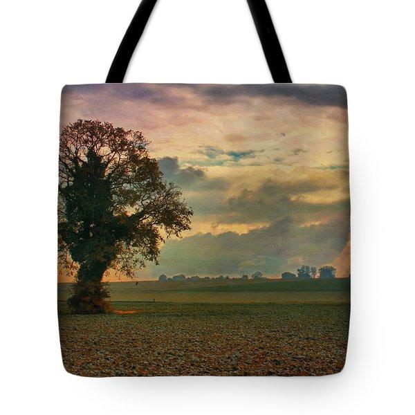 L'arbre Tote Bag