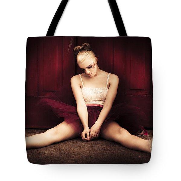 Last Dance Tote Bag