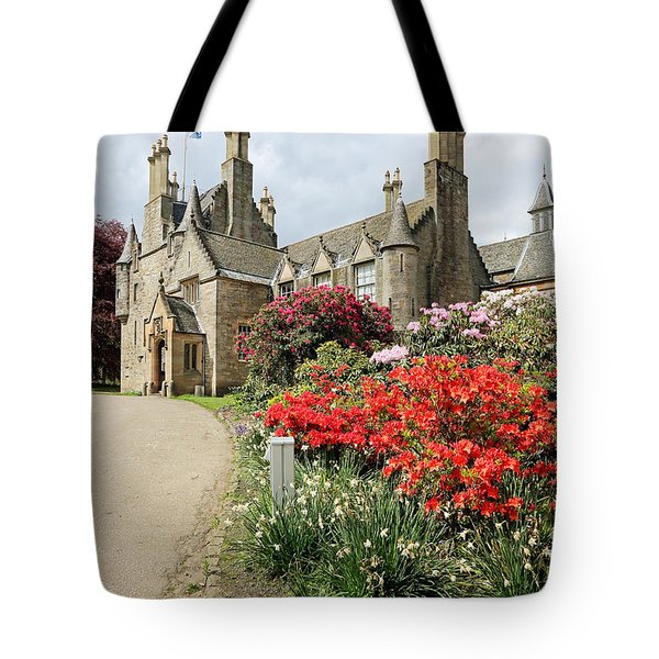 Lauriston Castle Tote Bag