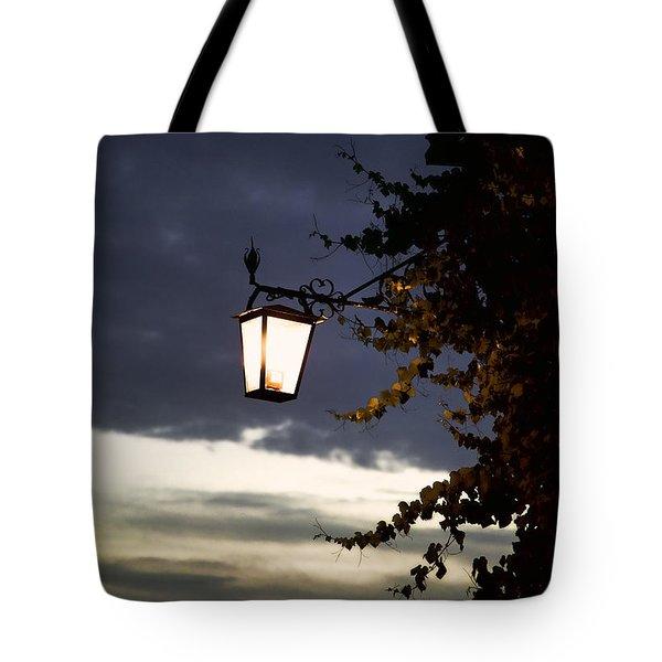Light Tote Bag by Joanna Madloch