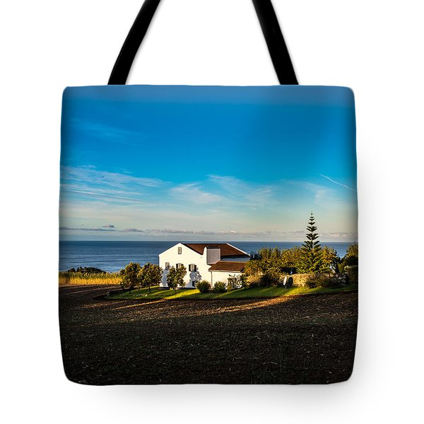 Light Of Warmth Tote Bag