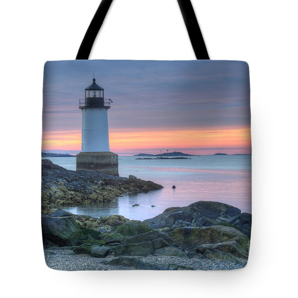 Lighthouse Tote Bag by Juli Scalzi