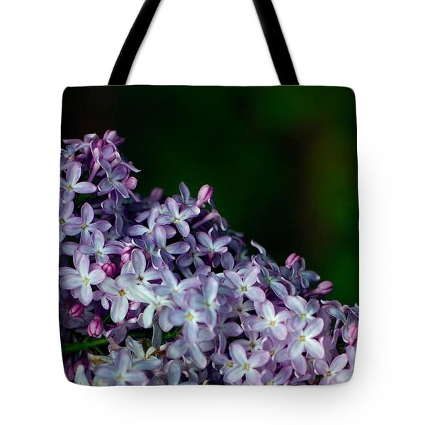 Lilac 4 Tote Bag by Simone Ochrym