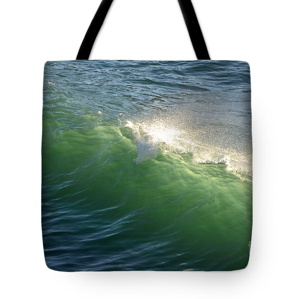 Linda Mar Beach - Northern California Tote Bag by Dean Ferreira