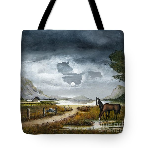 Loch Lomand Tote Bag